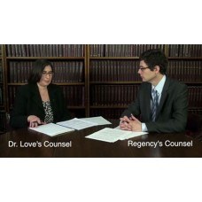Taking  Depositions, Negotiating number and priority